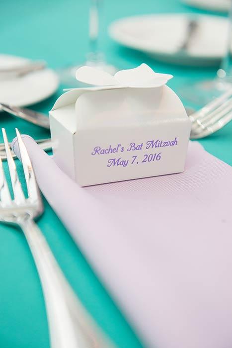 Custom graphic design for a wedding