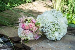 Bridal and Maid of Honor's Bouquet