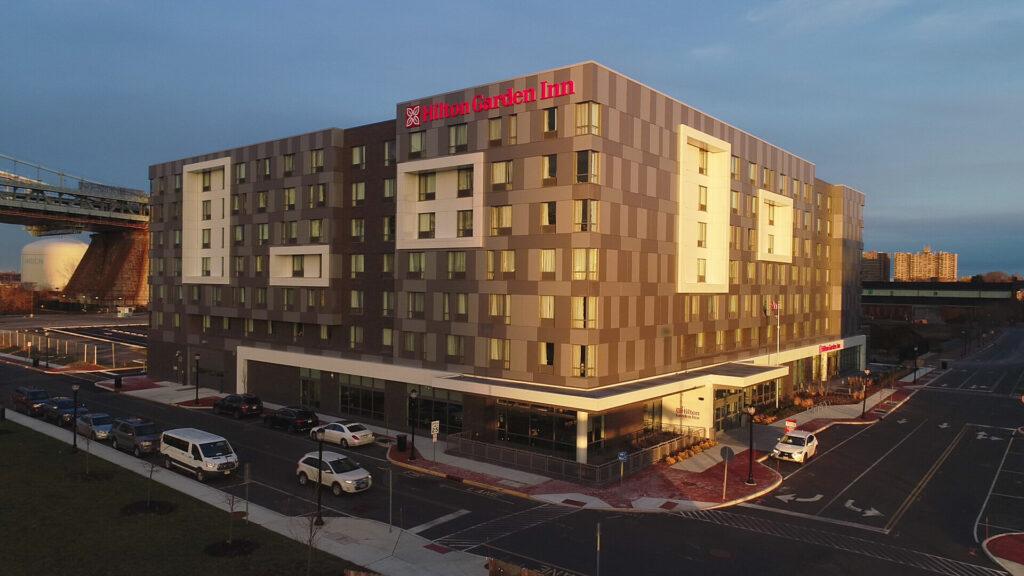 Hilton Garden Inn - Camden Waterfront